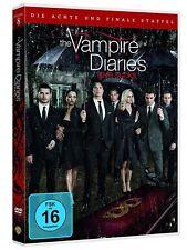 The Vampire Diaries - Die achte und finale Staffel [3x DVD] NEU DEUTSCH Season 8