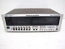Vintage Marantz 5220 Stereo Ferrite Head Cassette Deck - Tested/Working