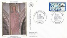 FRANCE 1996 FDC CATHEDRALE DE CHAMBERY  YT 3021