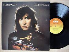 Al Stewart Modern Times A2 B2 UK LP CBS 32019 1976 EX/NM