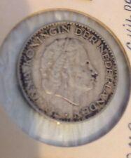 1956 Nederland 1 Guilder JULIANA KONINGIN