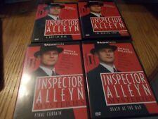 INSPECTOR ALLEYN MYSTERIES SET 1 (4 DVDS)