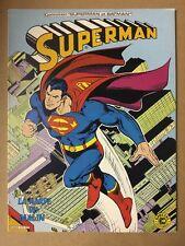 Superman : La harpe du Malin - Sagedition - 1980 - NEUF