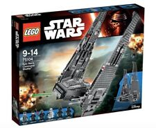New, Sealed, LEGO Star Wars Kylo Ren's Command Shuttle (75104)
