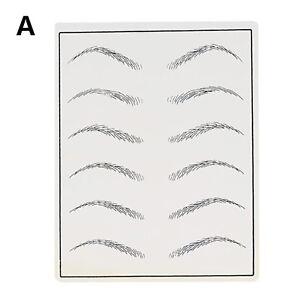 Pro Microblading  Makeup Eyebrow Tattoo Needle Pen Ink Kits