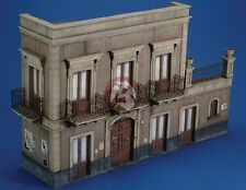 Royal Model 1/35 Italian Building Section [Plaster + Resin + PE Diorama kit] 569