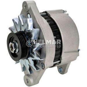 For Clark Forklift Alternator 4342110-NEW 12 Volt 35 Amp VA Engine
