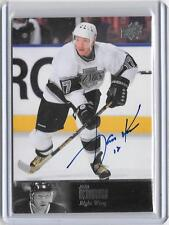 JARI KURRI 2012/13 ULTIMATE COLLECTION AUTOGRAPH AUTO SP!!!-