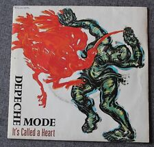 Depeche Mode, it's called a heart / fly on the ....  , SP - 45 tours label gris