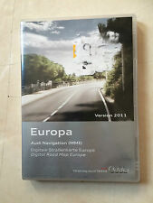 Vehicle GPS Software for Audi Europa
