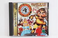 Clockwork Knight Vol 2 Sega Saturn SS Japan Import US Seller G7997