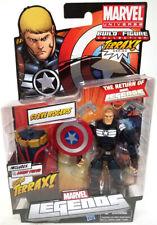 Marvel Legends Terrax Build a Figure Collection Steve Rogers MOC