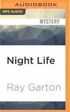 Night Life by Ray Garton (2016, MP3 CD, Unabridged)