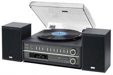 Teac MC-D800 Music Centre USB,Record Player AM/FM Radio CD & Bluetooth- Black