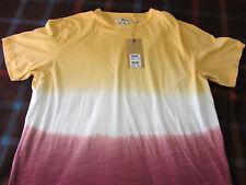 BNWT T-shirt da Uomo Prossimo XL 85% COTONE 15% poliestere