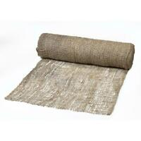 4 Feet x 225 Feet Jute Mesh Blanket Natural Color And 100 % Biodegradable NEW