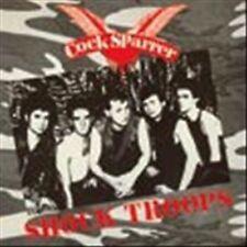 COCK SPARRER - SHOCK TROOPS (NEW LP VINYL)