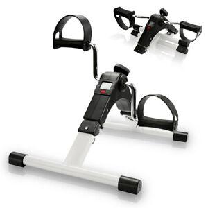 Heimtrainer Cycling Arm und Beintrainer Fitness Mini Bike Trimmrad LCD