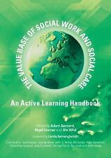 THE VALUE BASE OF SOCIAL WORK AND SOCIAL CARE - NEW PRE-LOADED AUDIO PLAYER BOOK