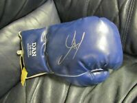 Terrible Terry Norris autographed Boxing Glove