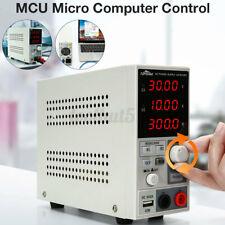 30v 10a Programmable Digital Dc Power Supply Lab Adjustable Precision