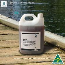 Aquatic Barley Straw Extract 5L for Algae Control in Ponds & Small Dams