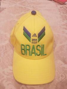 Adidas 2014 fifa world cup brazil cap hat D84377