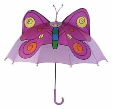FAB Kidorable Butterfly Umbrella / Brolly ** Great Gift **