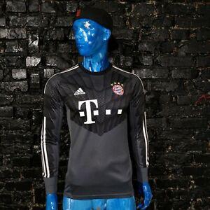 Neuer Bayern Munich Goalkeeper Jersey shirt 2014-2015 Adidas M36102 Mens Size S
