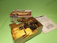 REVELL  H-7211 KIT VW VOLKSWAGEN BEETLE KAFER - YELLOW 1:25 - NEAR MINT IN BOX