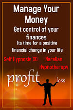 Managing your Money-Self Hypnosis CD-Narellan Hypnotherapy