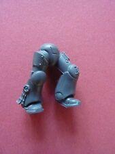 40K DEATHWATCH Space Marine VETERANS Power Armour LEGS (D)