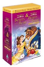 Belle's Magical World / Beauty And The Beast (VHS, 2003, 2-Tape Set)