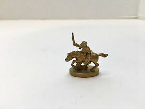 Risk 2003 Board Game Replacement Gold Cavalry Part Piece