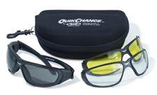 MODEKA Motorradbrille QUICK CHANGE KIT Global Vision inkl. Gläser und Zubehör