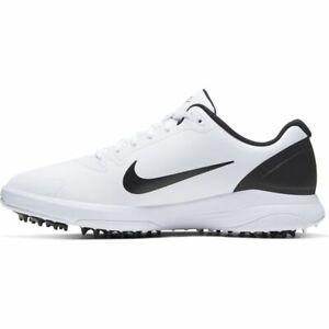 NEW Nike Infinity G Golf Shoes - White/Black - Drummond Golf