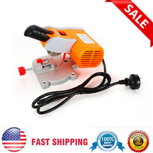 """2"""" Mini Benchtop Cut-off Chop Saw wood metal Angle Moulding cutter 45°Miter saw"""
