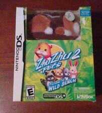 Zhu Zhu Pets 2: Featuring Wild Bunch (DS, DSi, 2DS, 3DS)Zhu Zhu Hamster Inside