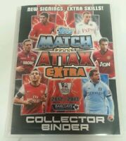 CCG - Match Attax Extra Topps Premier League 2012/13 Binder & Trading Cards 2013