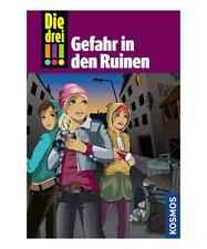 Livre pour Enfants les Trois Gefahr dans Ruinen Kosmos 158258 Ab 10 Années