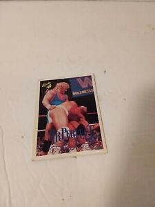 1990 Classic WWF Wrestling #74 Mr. Perfect