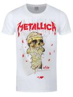 Metallica One Landmine Men's White T-shirt