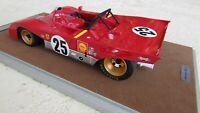 1971 Ferrari 312 PB race car Sebring 12 Andretti Ickx #25 1:18 LE 120 Technomode