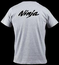 18-87128 Black, XX-Large Ninja T-Shirt Factory Effex