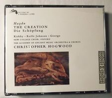 Christopher Hogwood - Haydn: The Creation (2 CD Set), Christopher Hogwood