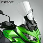 """National Cycle VStream Clear Touring Windshield 18.25"""" Kawasaki KLE650 Versys"""