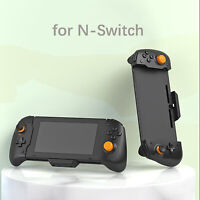 Handle Grip Controller Double Motor Vibration Wireless Joypad for Switch Gamepad