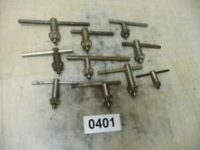 0401. Konvolut altes Werkzeug Bohrmaschinenschlüssel