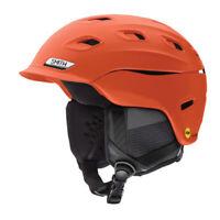Smith Optics Vantage MIPS Snow Helmet Small Matte Red Rock