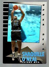 1992-93 Upper Deck MVP Holograms #35 Shaquille O'Neal
